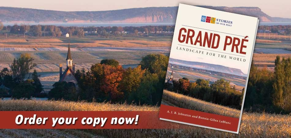 Grand Pré: Order your copy now!