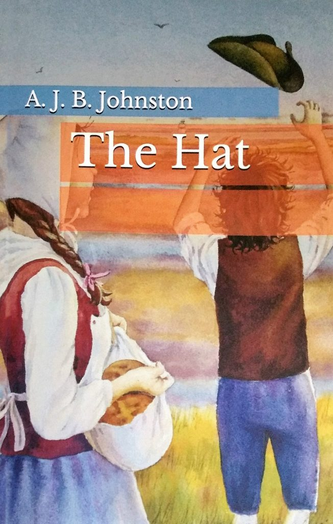 The Hat - book cover by Lio Lo
