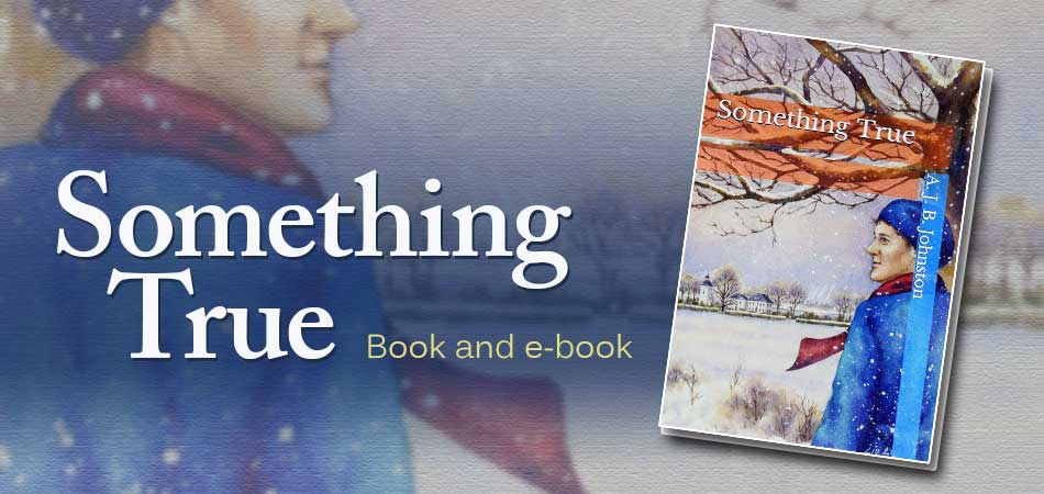 Something True - Book and e-Book