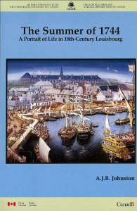 The Summer of 1744