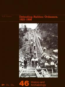 Defending Halifax: Ordnance, 1825-1906