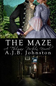 The Maze, A Thomas Pichon Novel