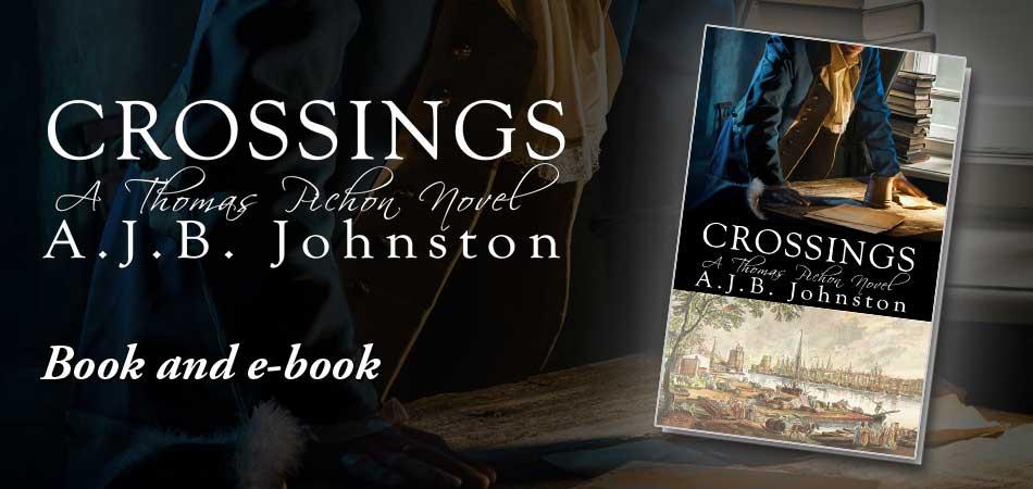 Crossings: A Thomas Pichon Novel